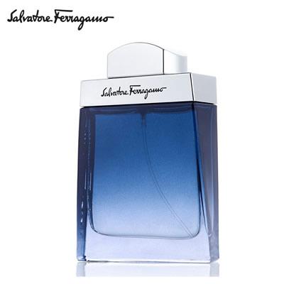 Ferragamo Blue Classic Men's Eau de Toilette (Scent) 100ml