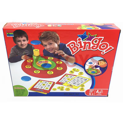 Bingo! - Game